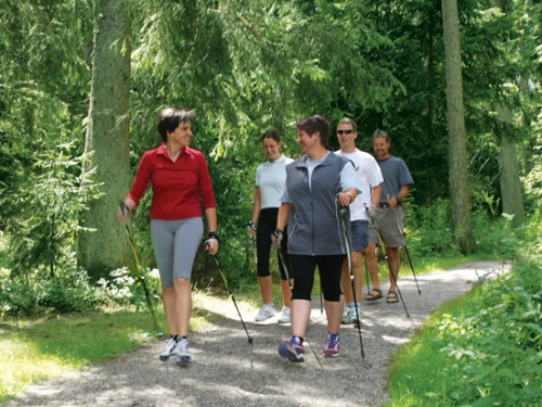 Nordic Walking in Hinterzarten